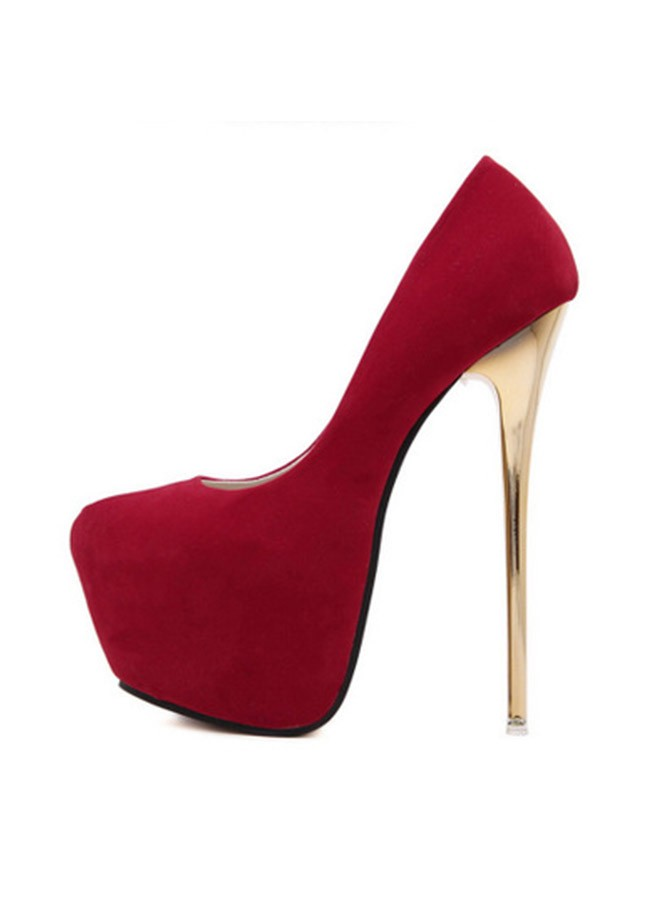 Sexy Platform Stiletto Heel Party Shoes